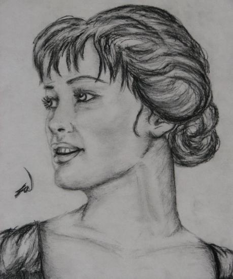 Keira Knightley by ArCh_AnGeL